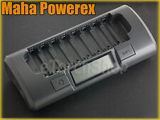 Maha PowerEx MH-C800S 8 Cell Smart Charger For NiMH AA aaa Rechargeable Battery