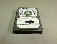 Maxtor DiamondMax 10 3.5'' 7200 RPM 80GB SATA Hard Disk Drive 6L080M0