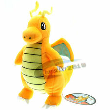 "Pokemon Plush Toy Dragonite 9"" Cute Collectible Soft Stuffed Animal Doll"
