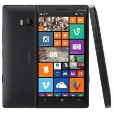 New Unlocked Nokia Lumia 930 32GB 20MP WiFi LTE NFC GPS 5.0'' Smartphone Black