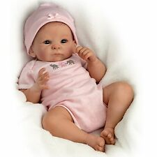 "Baby Doll: Little Peanut Baby Doll - 17"" SO TRULY REAL DOLL"