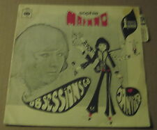 SOPHIE MAKHNO - OBSESSIONS 68 - French CBS P/S Swinging Mademoiselle HEAR