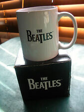 """The Beatles Mug"" ""WITH THE BEATLES""- ""BLACK On WHITE"" Album Pictured On Mug"