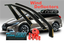 HONDA CIVIC TOURER 5Doors 2014 Wind Deflectors 4.pcs. HEKO (17171)