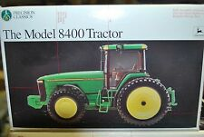 1/32 John Deere 8400 tractor, Ertl Precsion series, hard to find never opened