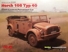 ICM 35505 Horch 108 Typ 40 WWII  1:35