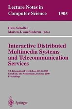 Interactive Distributed Multimedia Systems and Telecommunication Services: 7th I