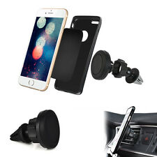 New Magnetic Car Mount Holder Air Vent Cradle Grip for Mobile Phone Case