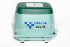 HIBLOW  80HP20502P HP-80 SEPTIC AIR PUMP AERATOR - 2 YEAR WARRANTY - NEW