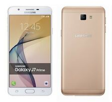 "Samsung Galaxy J7 Prime SM-G610F/DS Gold Dual Sim (FACTORY UNLOCKED) 5.5"" 32GB"