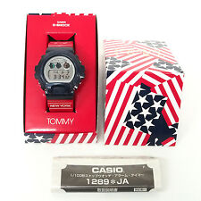 CASIO G-SHOCK TOMMY HILFIGER The Stars and Stripes DW-6900FS Rare Limited