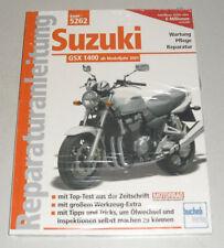 Reparaturanleitung Suzuki GSX 1400 ab Baujahr 2001