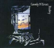CD Comedy of Errors - Disobey