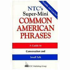McGraw-Hill ESL References: Common American Phrases : A Guide to Conversation...