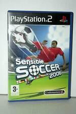 SENSIBLE SOCCER 2006 USATO OTTIMO STATO PS2 VERSIONE ITALIANA PAL FR1 38840