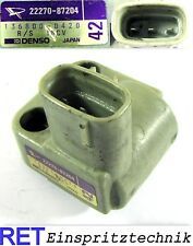 Sensor Luftsteuerventil 22270-87204 Daihatsu Cuore Move 136800-0420 original