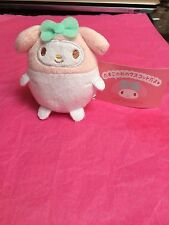 Sanrio My Melody Egg Shape Plush Doll Mascot - US seller