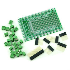 Prototype Screw/Terminal Block Shield Board Kit For Arduino MEGA-2560 R3. D269UC