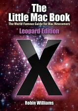 The Little Mac Book, Leopard Edition, Williams, Robin, 0321509412, Book, Good