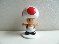 FIGURINE TOAD mc Mac Do 2016 HAPPY MEAL NINTENDO SUPER MARIO BROS FIGURE  F16