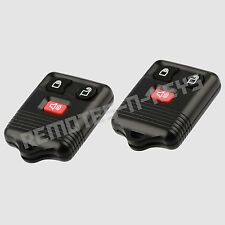 2 Replacement Keyless Car Key Remote Fob For Ford F150 F250 Edge Escape Explorer