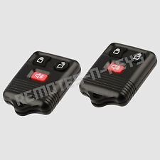 2 New Replacement Keyless Entry Car Key Suv Remote Fob For F150 250 Edge Escape