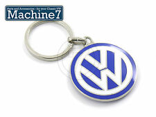 Key Ring Classic VW Logo Volkswagen Beetle Bug Campervan Golf Jetta Polo Bay T25