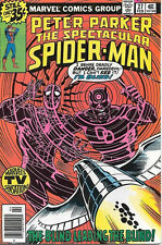 The Spectacular Spider-Man Comic Book #27 F. Miller Marvel Comics 1979 NEAR MINT