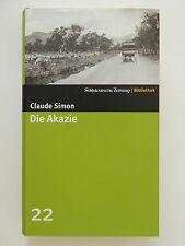 Die Akazie Claude Simon Süddeutsche Zeitung Bibliothek