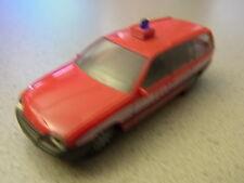 Herpa Opel Omega GLS Feuerwehr neutral Einsatzleiter aus Sammlung