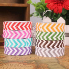 Decora 15mm Craft Washi Ripple Tape Adhesive Mask Scrapbooking Sticker Ornament