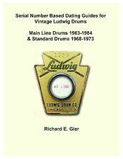Ludwig Drums Serial Number Dating Guide