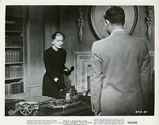 JOAN FONTAINE FRITZ LANG BEYOND A REASONABLE DOUBT VINTAGE 1956 PHOTO N°12