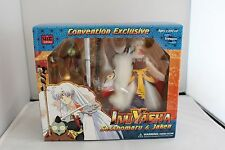 RARE Toynami Inuyasha Convention Exclusive Sesshomaru & Jaken BRAND NEW