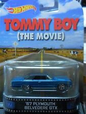 2013 Hot Wheels Retro Entertainment Tommy Boy 1967 Plymouth Belvedere GTX