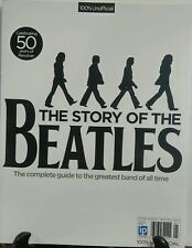 The Story of the Beatles Issue 2 The Greatest Band of All Time FREE SHIPPING sb