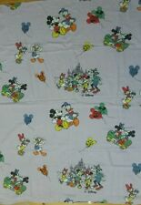 Disney Bettwäsche bedding Micky Mickey Minnie Mouse 80s 90s fabric