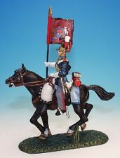 Frontline Figures: RHG.7 British Royal Horse Guards, Mounted Standard Bearer