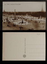 450-PARIS -195 Place de la Concorde. (Photo S.I.N Paris)