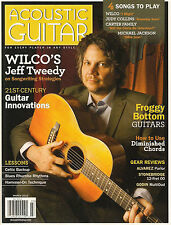 ACOUSTIC GUITAR March 2012 JEFF TWEEDY I Might MICHAEL JACKSON Billie Jean TAB