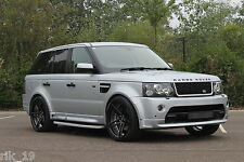 Range Rover Sport Extreme Edition Body Kit Number Plate Holder