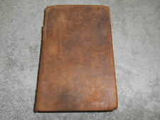 ANTIQUE BOOK - THE ENGLISH READER OR PIECES IN PROS AND POETRY 1845
