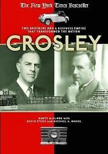 Crosley: Two Brothers and a Business Empire That Transformed the Natio-ExLibrary