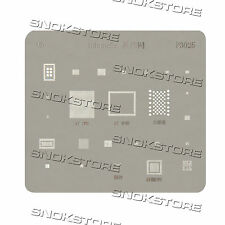 BGA STENCILS REBALL REWORK DIRECTLY HEAT REBALLING MOBILE PHONE iPHONE 5S