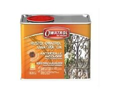 ANTIROUILLE INCOLORE 0.5L RUSTOL OWATROL direct rouille