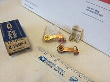 Old car and truck ignition points,  Dual point set;  NOS.    Item:  6659