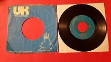FIRST CLASS / Beach Baby - Both Sides Of The Story / UK Records  45rpm Vinyl