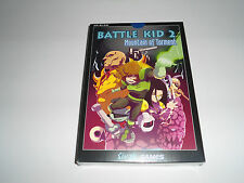 BATTLE KID 2 MOUNTAIN OF TORMENT NES Nintendo new sealed in box global shipping