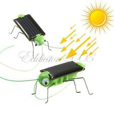 Educational Solar powered Grasshopper Toy Gadget Gift
