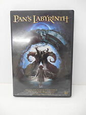 Pan's Labyrinth Horror Movie DVD Guillermo del Toro Adult Fantasy Fable